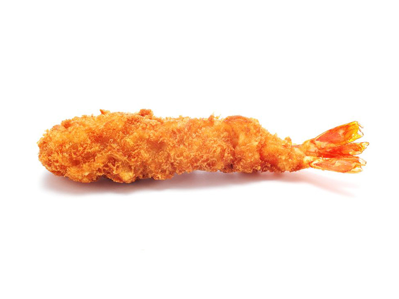 Crumbed Shrimp Image