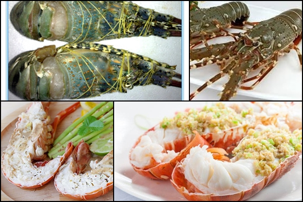 Frozen Lobster, Whole Round Image
