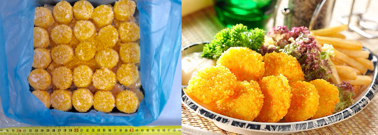 Breaded Scallop Image